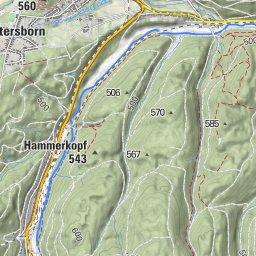 Rothaarsteig Karte.Bergfex Rothaarsteig D Wanderung Tour Nordrhein Westfalen