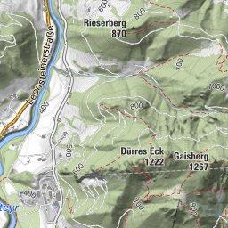 BERGFEX Gaisberg und Drres Eck ber Mollner Htte Wanderung
